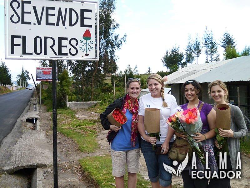 TRAVELING IN ECUADOR